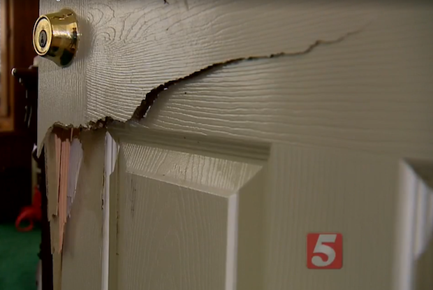 Gun Among Items Taken in County Burglary