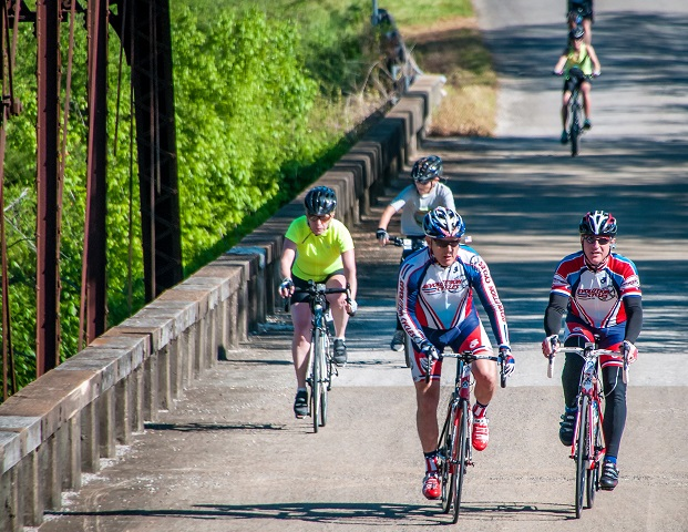 Bicycle Across Middle Tennessee April 22-23