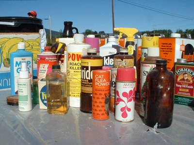Household Hazardous Waste Collected November 5th
