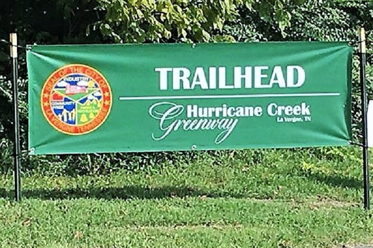 Hurricane Creek Greenway Now Open In La Vergne