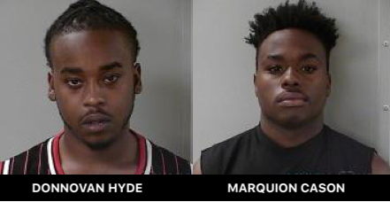 Two Arrested for Obstructing Highway After Police Respond to Gunfire