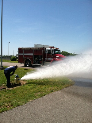 MFRD to Begin Annual Hydrant Flow Testing and Maintenance