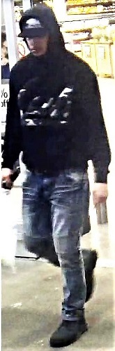 Do You Recognize Him? Call La Vergne Police.