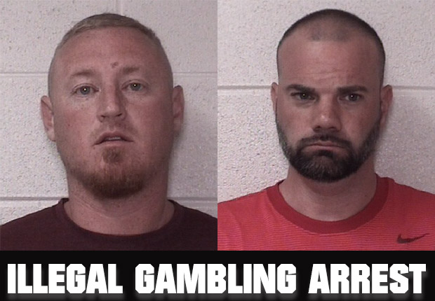 Illegal Gambling Investigation Nets Two Arrests in Smyrna