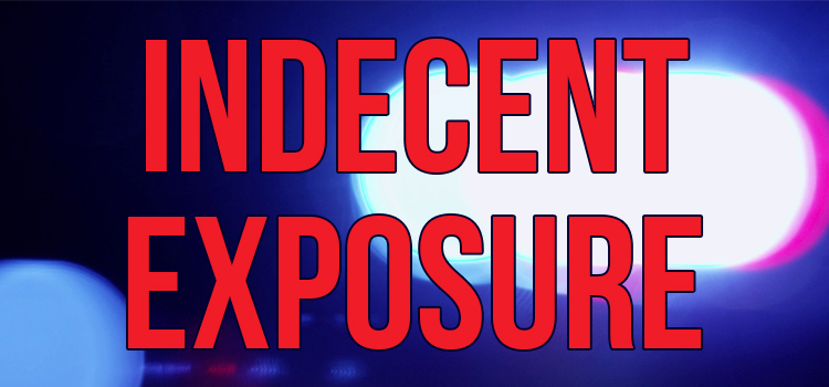 Indecent Exposure at Campus Crossings