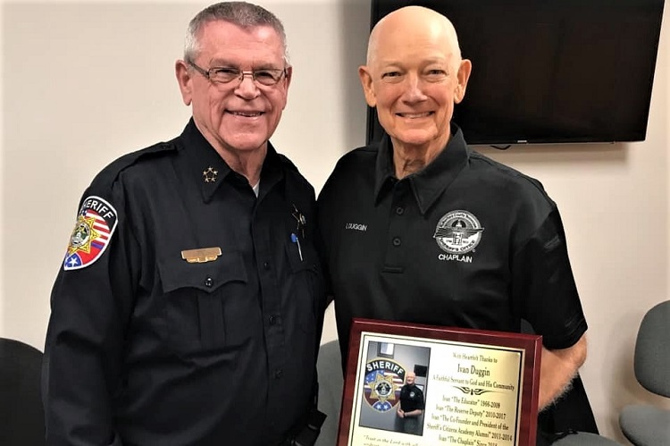 Educator-Community Leader Ivan Duggin Passed Away   Ivan Duggin, Rutherford County Schools, Rutherford County Sheriffs Office, Murfreesboro, passed away, Woodfin Chapel, WGNS