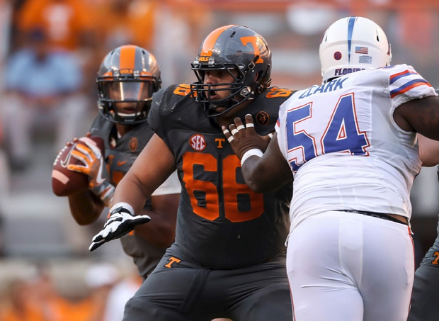 'Boro's Jack Jones Football Career Ends for Vols