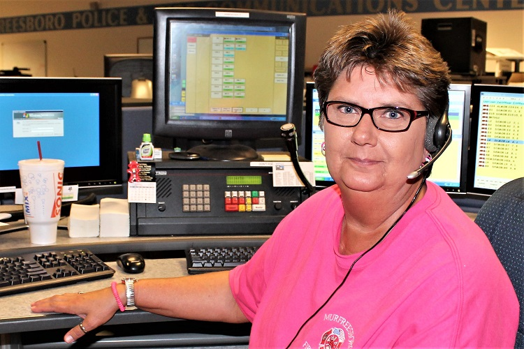 Janie Lawrence: Boro's 1st Career Telecommunicator