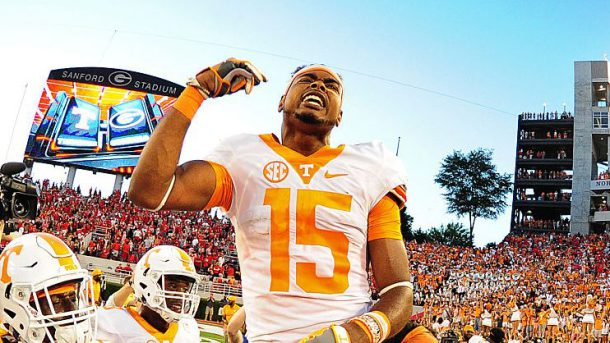 Tennessee Dismisses Jauan Jennings After Instagram Tirade
