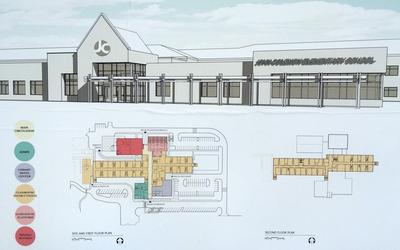 Groundbreaking for new John Colemon school set for Thursday