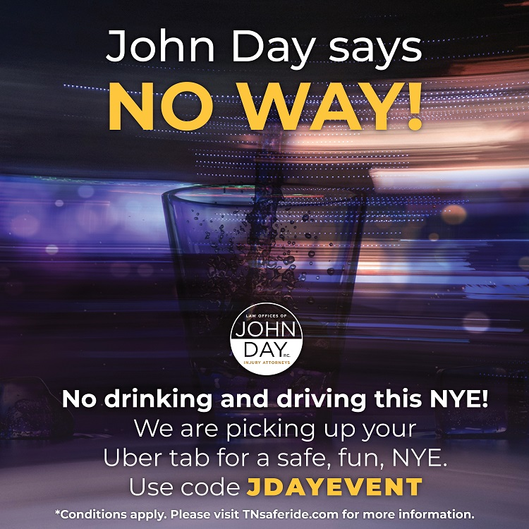 Local attorney offering free SOBER rides home New Year's Eve
