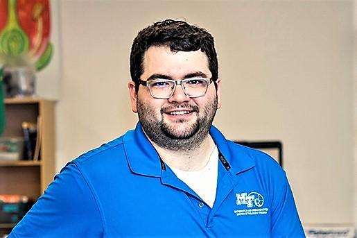 MTSU's Joshua Reid Named BioTAP Scholar!