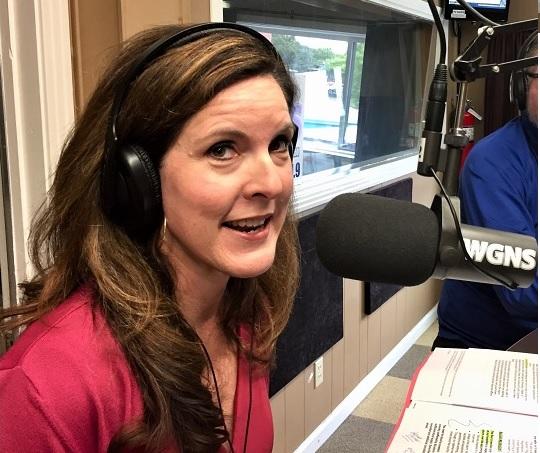 Kathy Ferrell Named Town of Smyrna's PIO