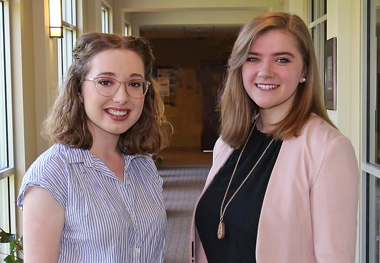 MTSU Honors College pair secure UK Summer Fulbright Awards