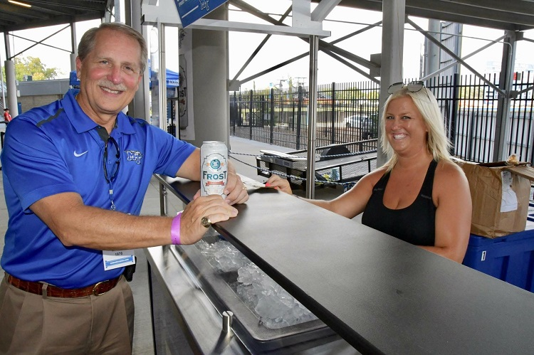 Beer Sold at MTSU Game for First Time Saturday