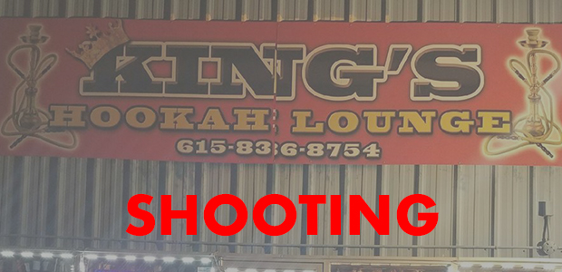 UPDATE: Double Shooting at King's Hookah Lounge