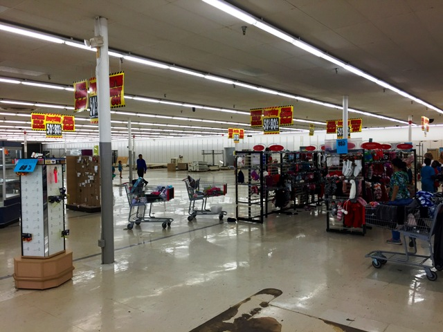 Murfreesboro K-Mart Is Only A MEMORY