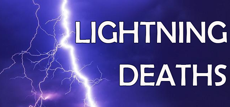 Lighting Deaths Up in Tennessee