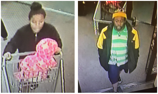 La Vergne Authorities Looking for Theft Suspects