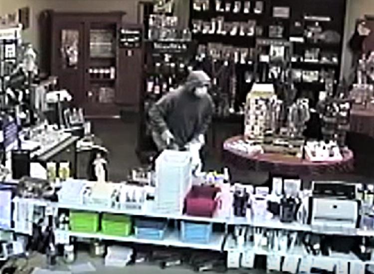 RCSO Needs Help--Lascassas Drugstore Robbery