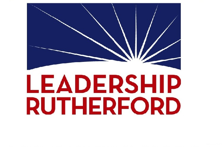 LEADERSHIP RUTHERFORD Applications Due May 10