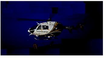 2 Teens Flown From Saturday Night Compton Rd. Crash