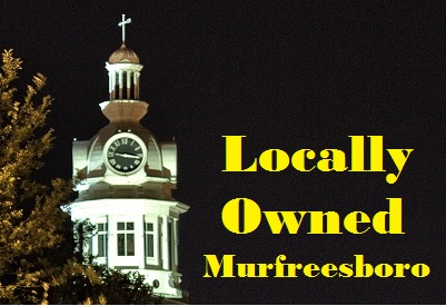 LOCALLY OWNED MURFREESBORO Meets Nov. 14th
