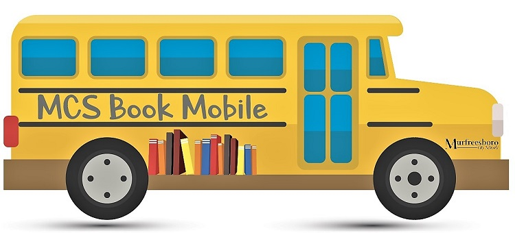 Murfreesboro City Schools Adds Mobile Library