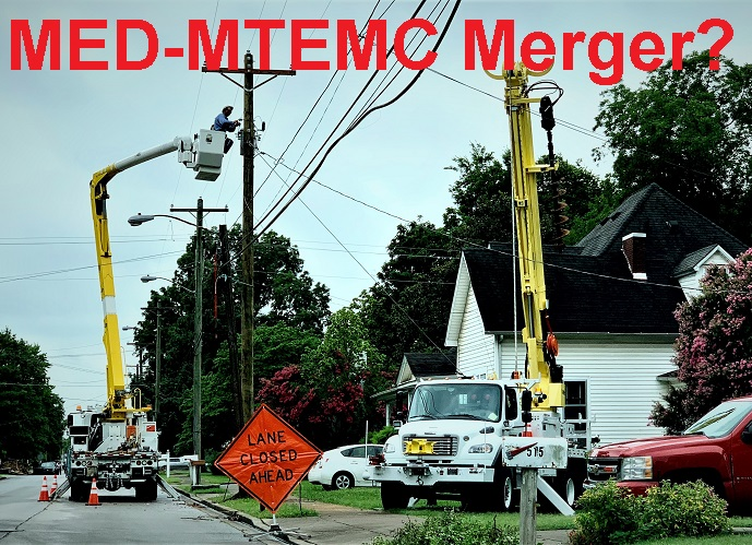 There will be a special public meeting about the potential merger of Murfreesboro Electric and Middle Tennessee Electric just before the Murfreesboro City Council votes on the issue Thursday night (12/19/2019).