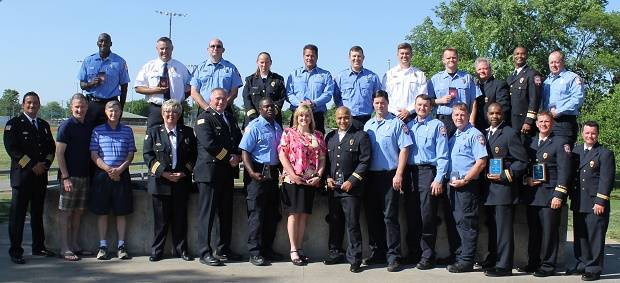 MFRD Honors Employees at 6th Annual Years of Service Awards Presentation