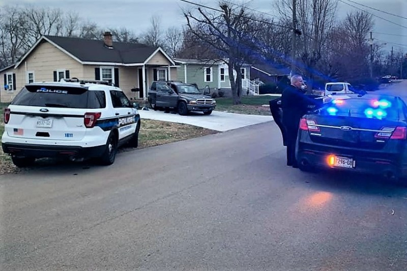 Murfreesboro Police continue the investigation into a Thursday afternoon stabbing of a man at a home in the 1300 block of Searcy Street.