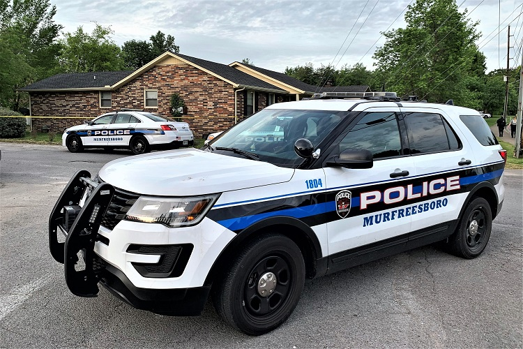 Around 5:03AM Sunday morning, police received a call about an unresponsive male in the 700 block of East Northfield Boulevard. A 46-year old man was found shot behind the duplex. Personnel with Rutherford County Emergency Medical Services pronounced him deceased.