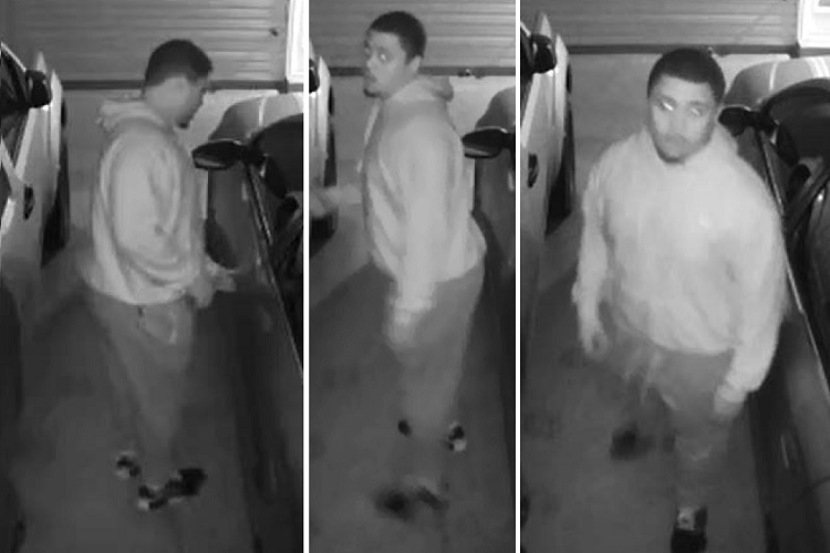 Do You Recognize This Man?  Contact MPD.