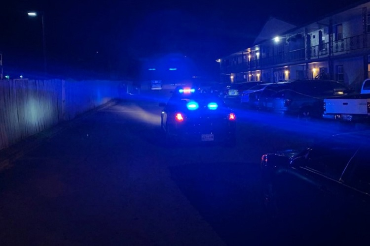 Overnight Shooting In Front of Greenland Drive Apartment