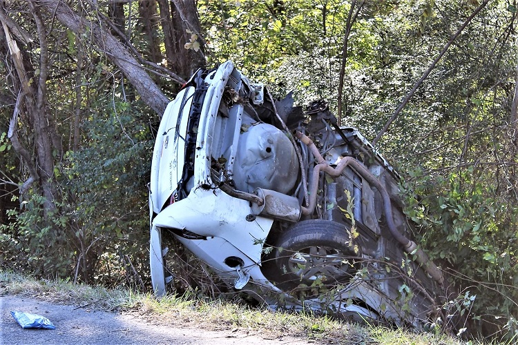 One Dead, One Injured In Wednesday Morning Crash