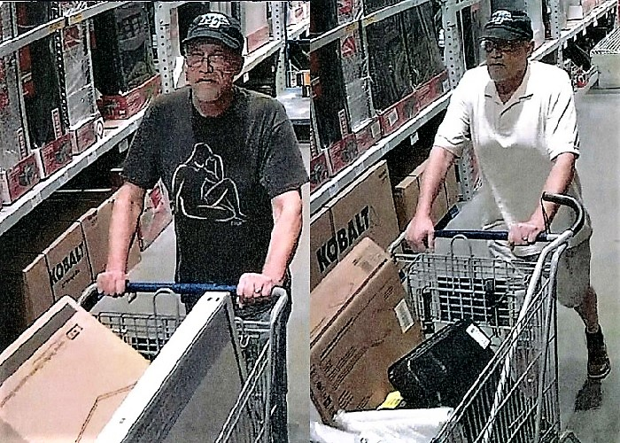 Do You Recognize This Man?  Call MPD 629-201-5507
