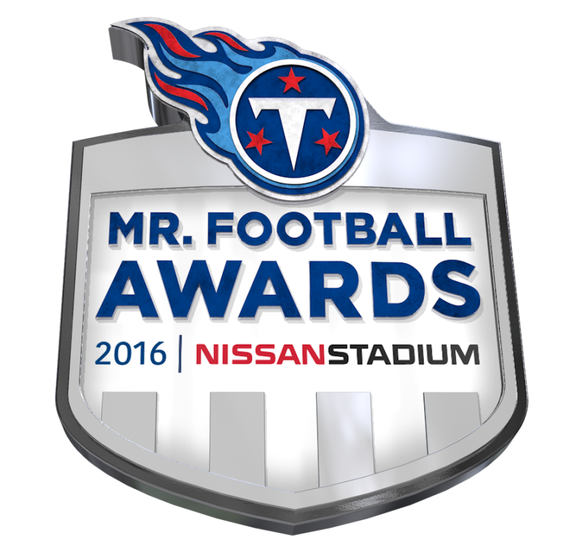 Oakland's Stevens & Siegel's Smith Mr. Football Winners | JaCoby Stevens, Jacob Smith, Mr. Football, Tennessee Titans, Murfreesboro news, NewsRadio WGNS, TSSAA