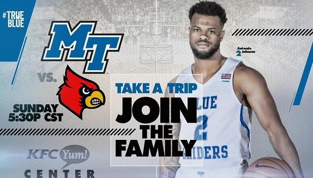 MT MBB at Louisville on NewsRadio WGNS