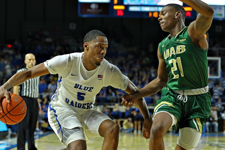 No. 24 MT Thump UAB; Host Western Ky. Thursday
