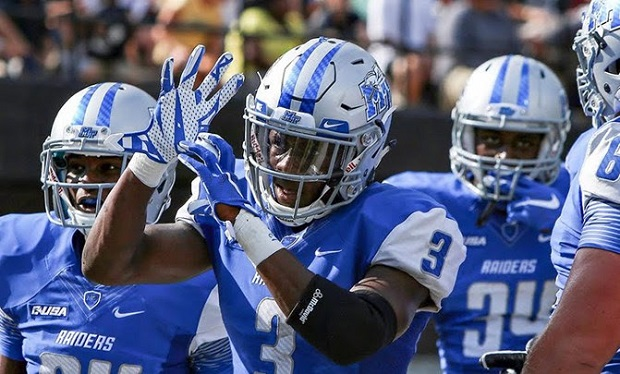 Blue Raider Football drops road contest at Vanderbilt