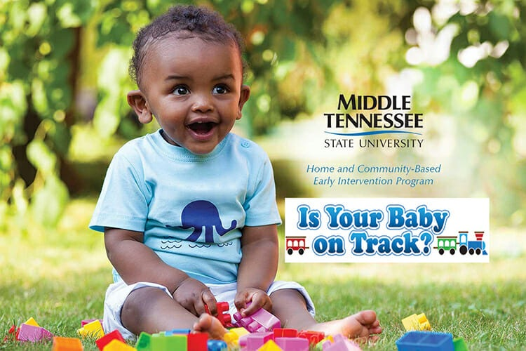 MTSU Helping Parents of Infants and Toddlers