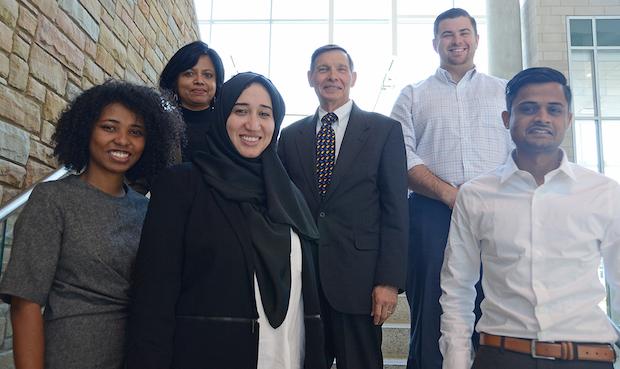 Six MTSU grad students gain working insights as interns