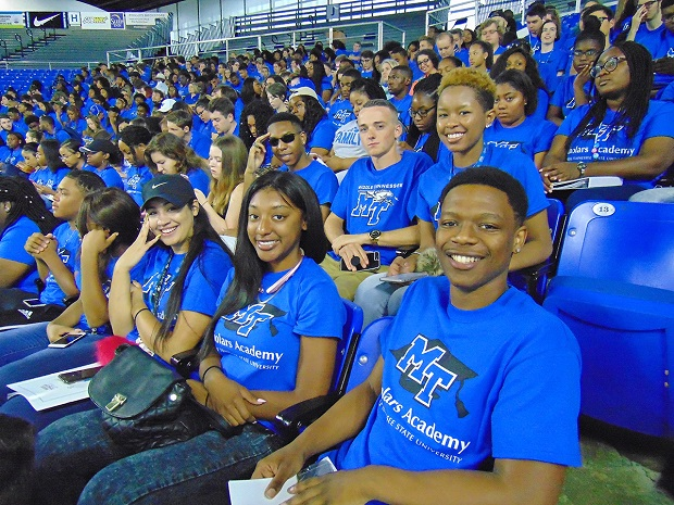MTSU Scholars Academy aims for students' successful futures