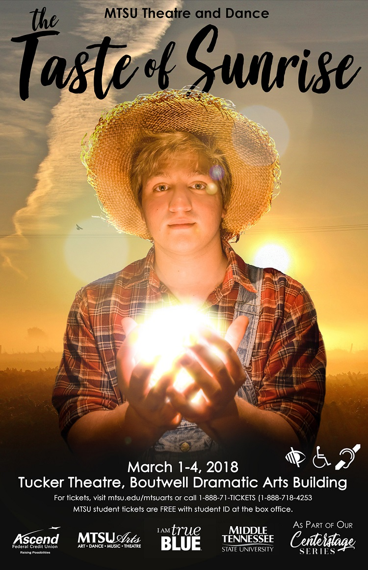 MTSU Theatre invites audiences to see -- and hear -- ASL-inclusive 'A Taste of Sunrise' March 1-4