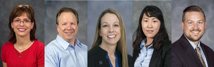 Congratulations To 5 Outstanding MTSU Professors