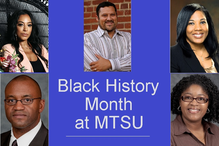 Black History Month Events At MTSU