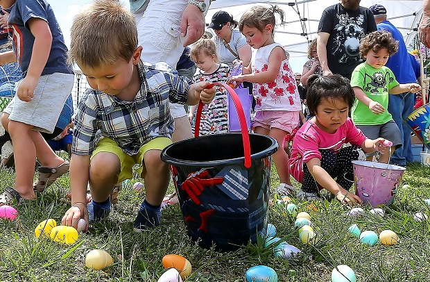 MTSU Easter Egg Hunt 2-4PM this SUNDAY! | MTSU, Easter Egg Hunt, this Sunday, President's Home, Murfreesboro, WGNS