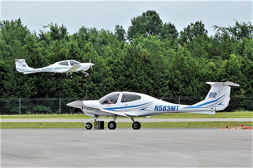 Student Pro Pilot Advanced Camp at MTSU