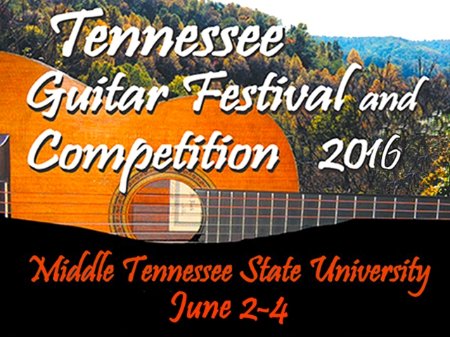 MTSU's 15th Guitar Festival Starts Thursday