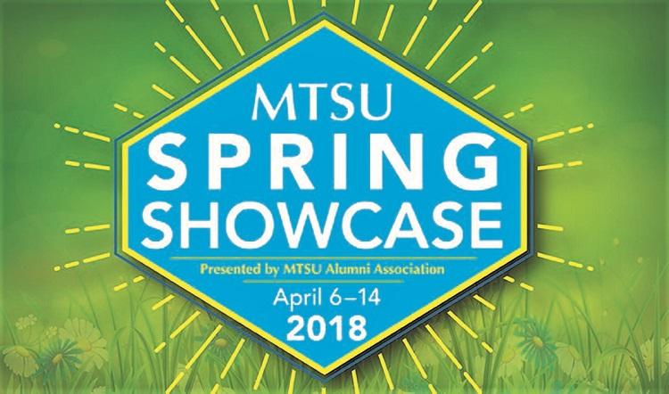 Spring Blooms at MTSU